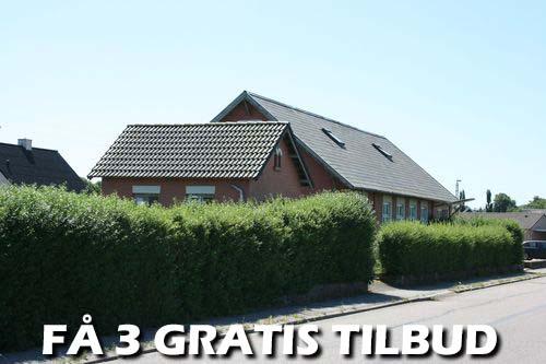 Tilbud gulvsliber Sønderborg